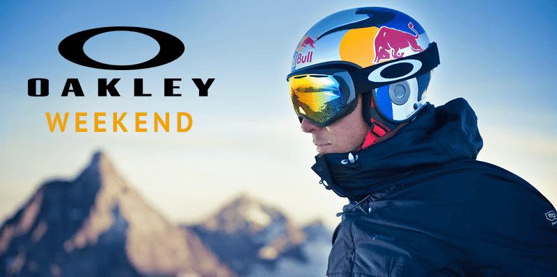 Oakley Weekend – Formigal (3-4 Marzo)
